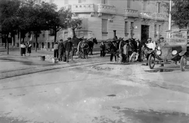 Exposición Madrid 1910-1935 - Centro Cultural Conde Duque