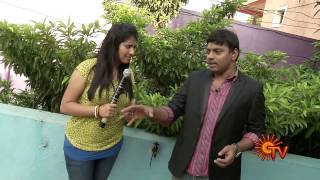 Chinna Sandhippu –  Actor Adams 14-08-2013
