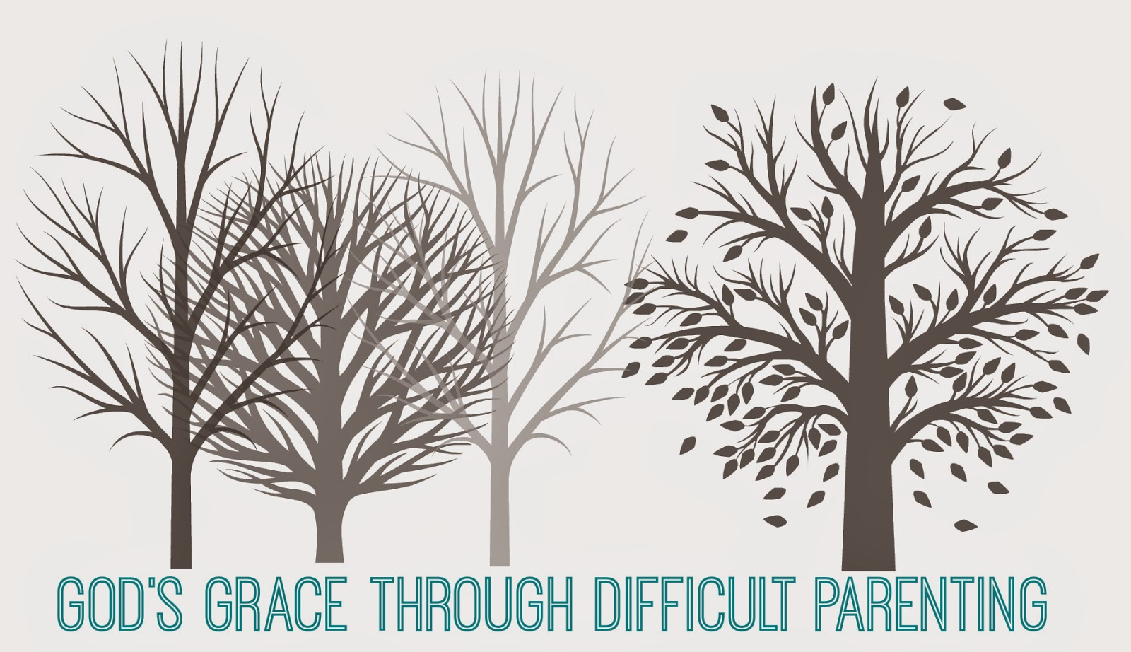 gods grace through difficult parenting, simple on purpose