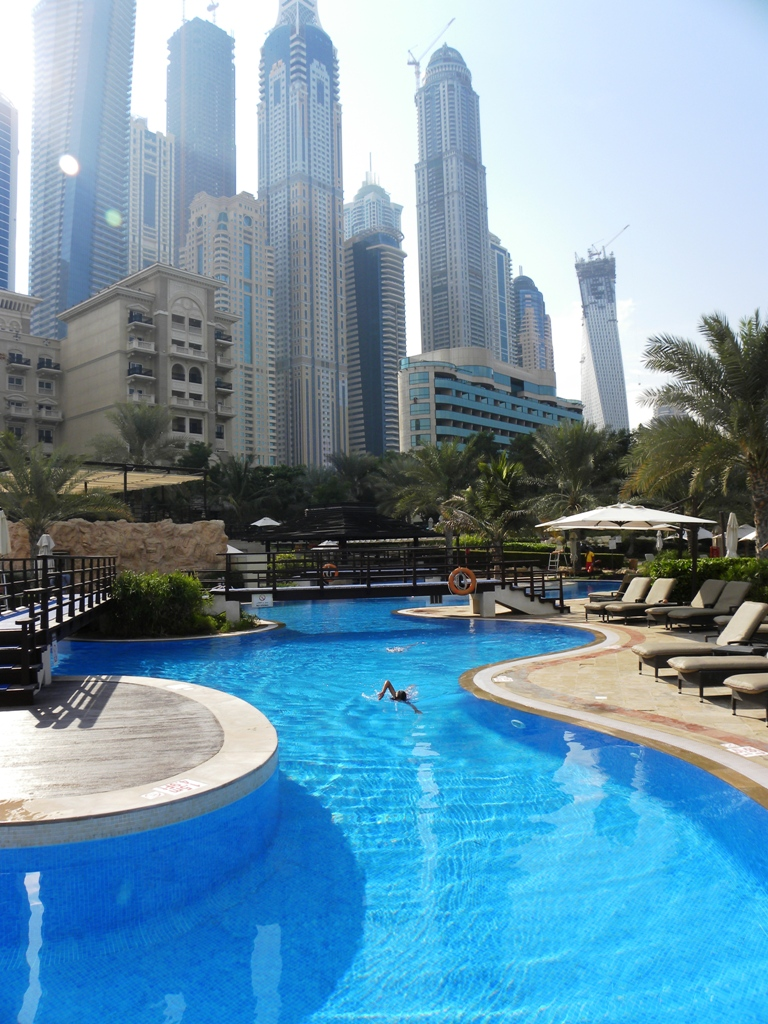 Travels ballroom dancing amusement parks the westin for Dubai resorts
