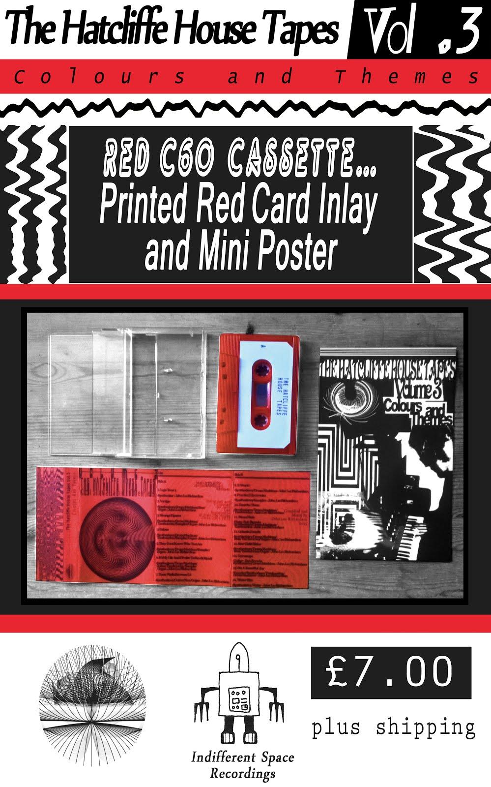 Volume 3 (C60 Red Cassette)