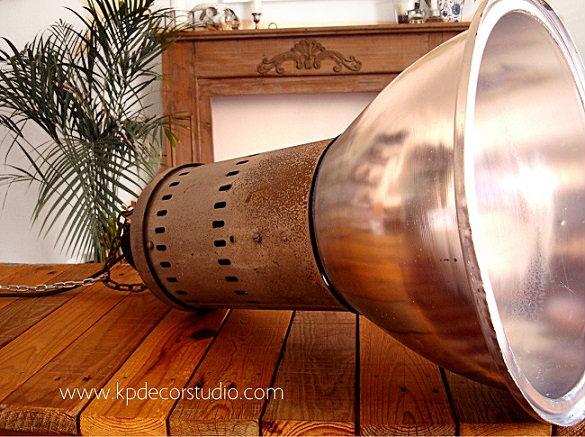 Venta de lámparas vintage estilo industrial para decoración de restaurantes y decoradores en valencia