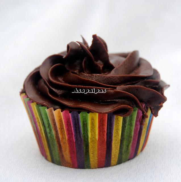 Cupcakes Tarta Sacher