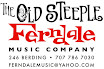 Ferndale Music Company's Old Steeple