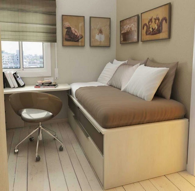Box Bedroom Furniture Ideas: 20 Teen Room Decorating Ideas For Small Spaces