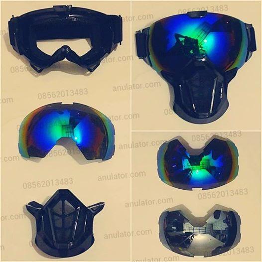 Goggle mask Smith IOX