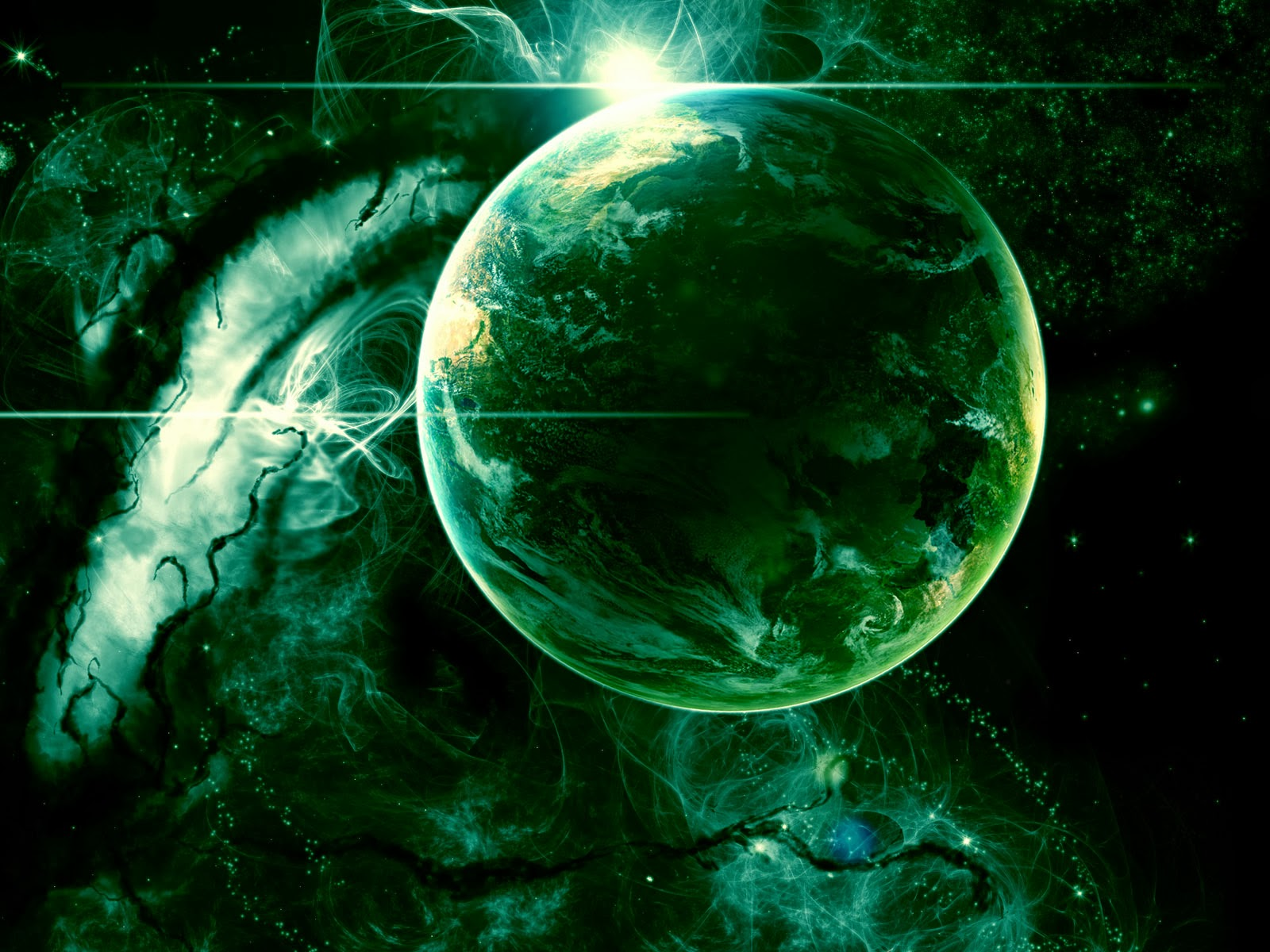 4 cool planet earth wallpapers hd