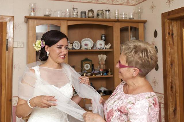 """Biżuteria ślubna sutasz ivory z perłami, """"Lady Stuart"""""""