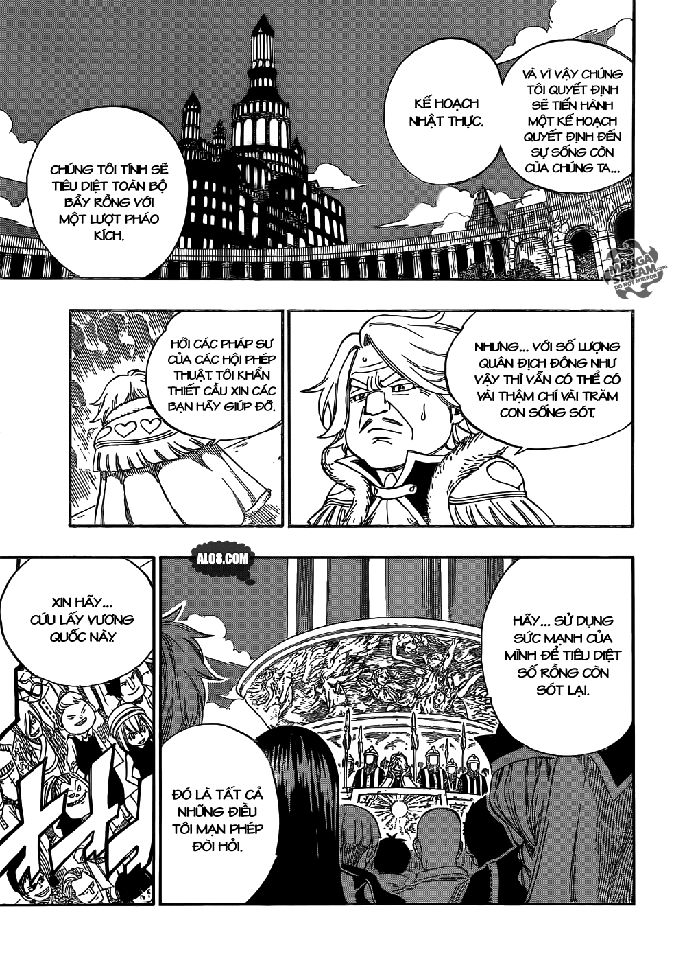 Fairy Tail chap 325 page 13 - IZTruyenTranh.com