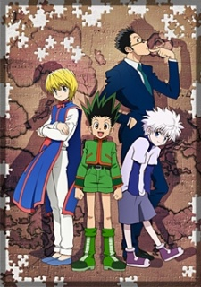 Hunter x Hunter Remake 2011 Legendado RMVB