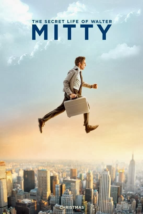 Secret Life of Walter Mitty DVD