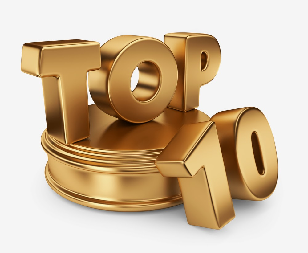 TOP 10- SÓ AS MAIS LIDAS!!!