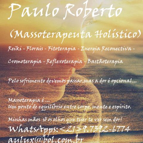 """Massoterapia Holística"""