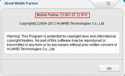 Mobile Partner 23.001.07.22