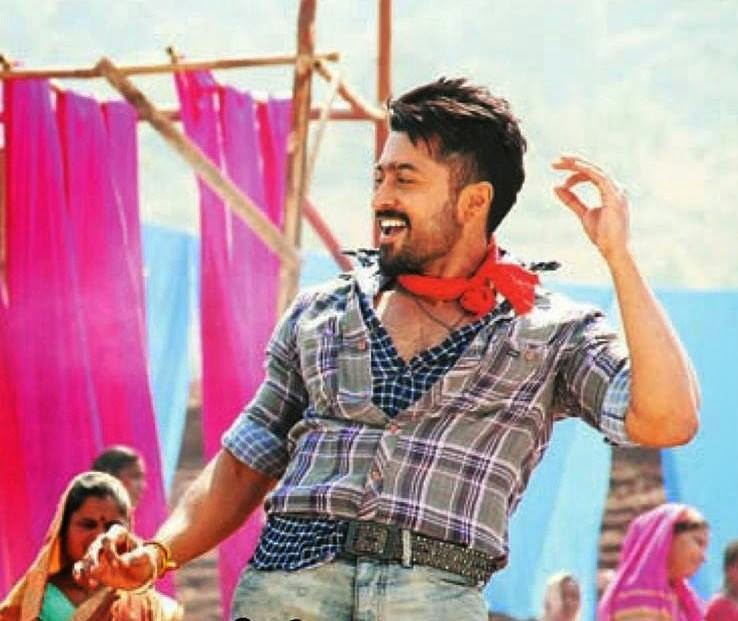 Coogled Actor Surya And Actress Samanthanew Movie Anjaan