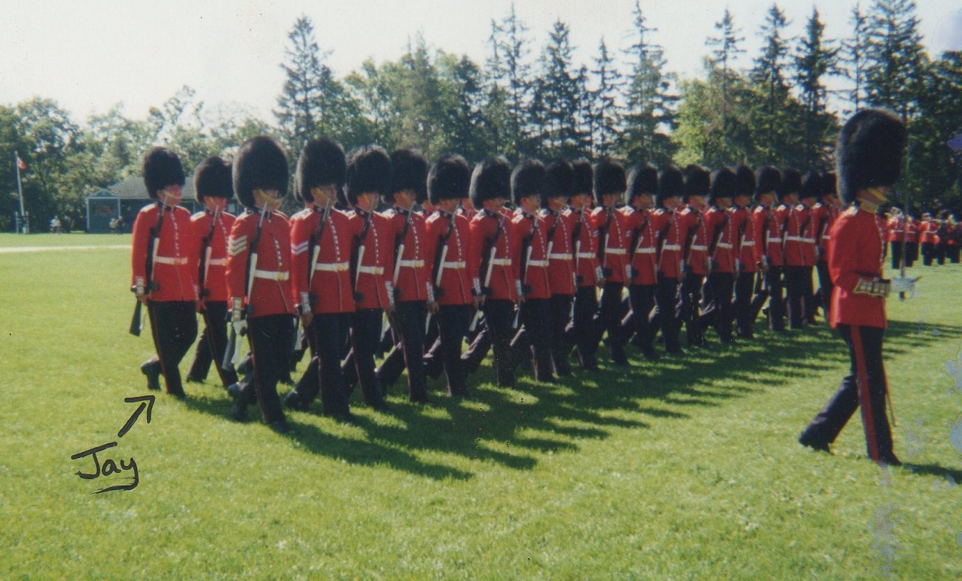 The governor general s foot guards - While He Was With The Infantry His Dream Of Flying Never Ceased Out Of His Own Pocket He Paid For Ground School And Flight Time And Slowly Worked Towards