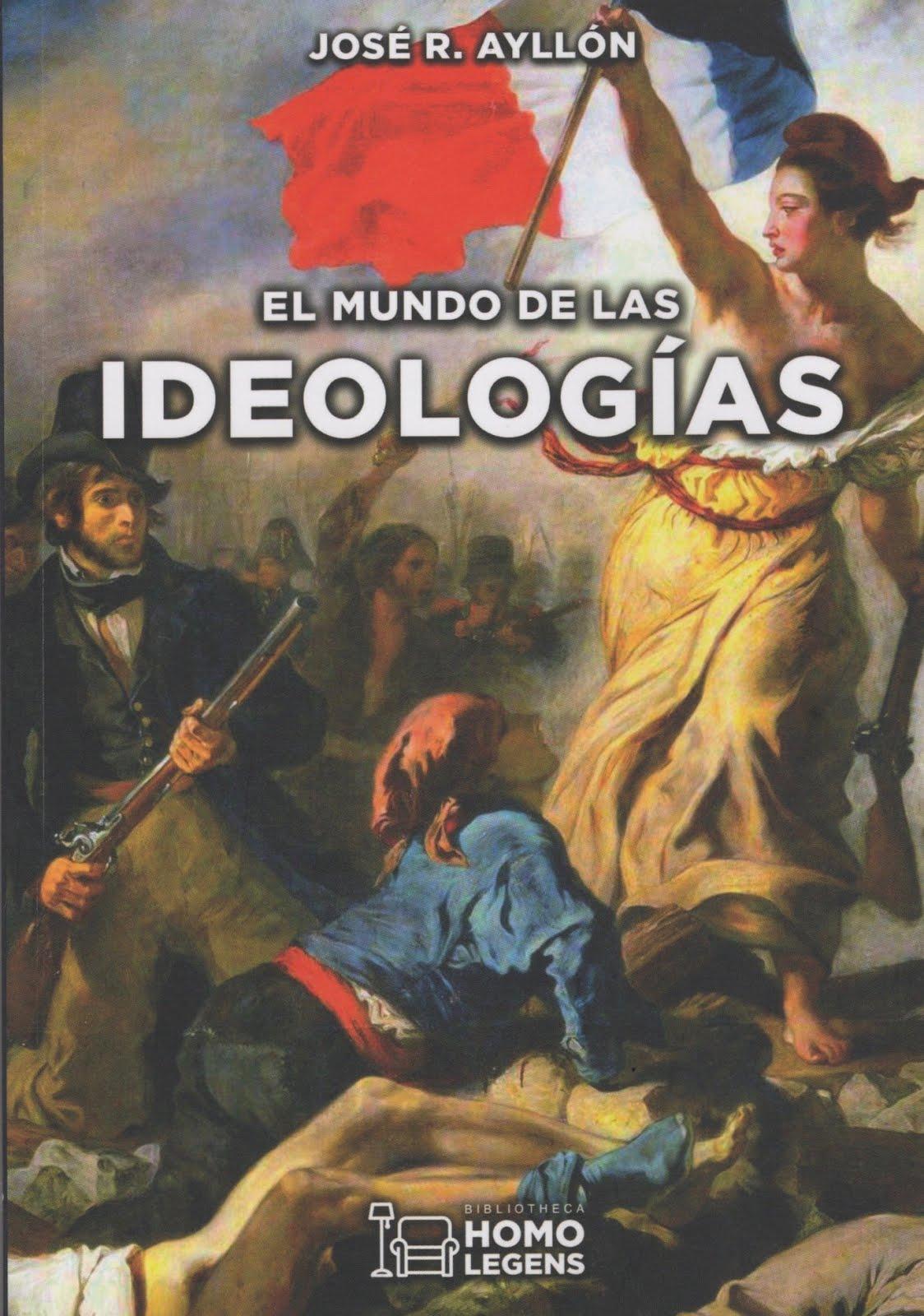 José Ramón Ayllón (El mundo de las ideologías)