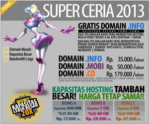 Web Hosting Terbaik