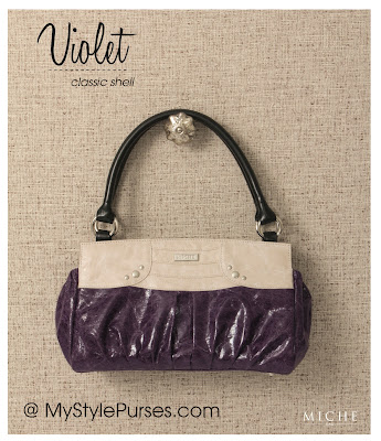 Miche Violet Classic Shell