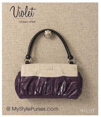 Miche Violet Classic Shell