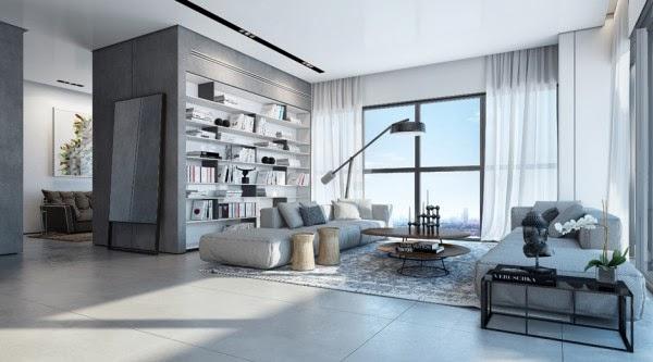 Luxueux maisons designs avec un twist