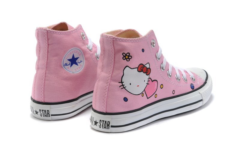 hello kitty shoes hello kitty converse pink converse