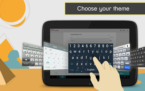A.I.type Keyboard Plus SCREENSHOT