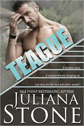 Teague (The Family Simon #4) by Juliana Stone (CR)