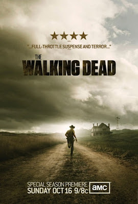 The Walking Dead, season 2 promo poster, AMC,
