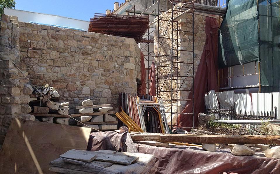 Η «Αυλή των Θαυμάτων» έτοιμη μέσα στο 2015
