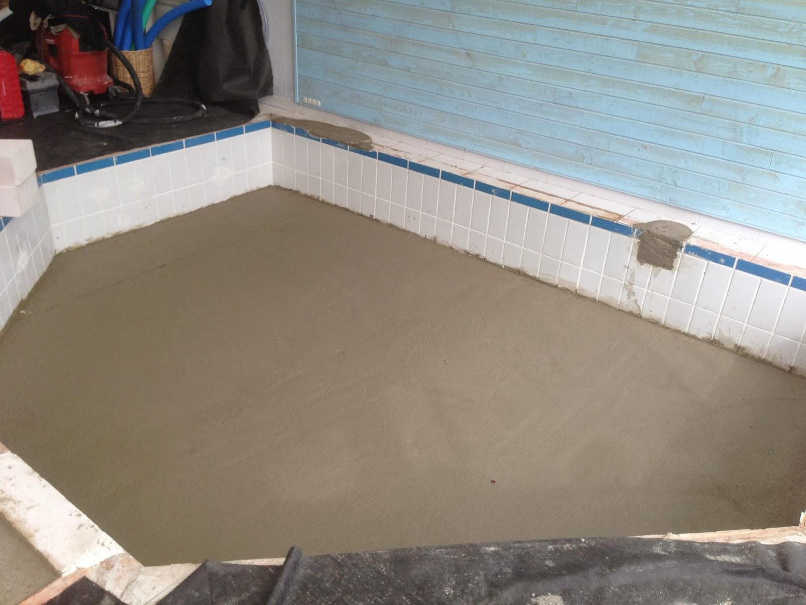 Int gration d 39 un spa dans un am nagement int rieur citygardner by gardn - Quelle epaisseur pour une dalle beton ...