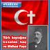 Türk bayrağına konulan haç ve Mithad Paşa