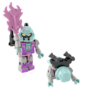 Hasbro Transformers Kre-O Micro Changers Combiners Series 2 - Snaptrap (Seacons)