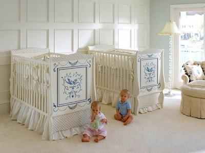 ikiz bebek odasi takimi modelleri En Güzel Bebek Odası Takımları Ve Resimleri