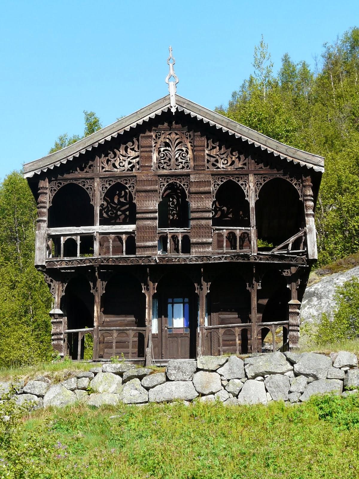 Voyage en Norvège (2)