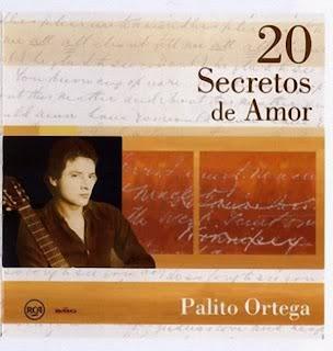 Palito Ortega – 20 Secretos De Amor