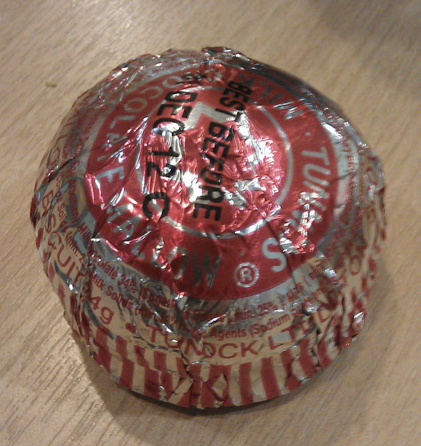 Egg on a Stick, Tunnocks