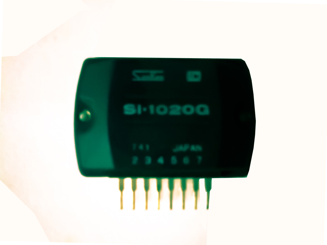 20w Surround Audio Amplifier With Si 1020g Gambar Skema Rangkaian Frequency Based Lm1875 Ic