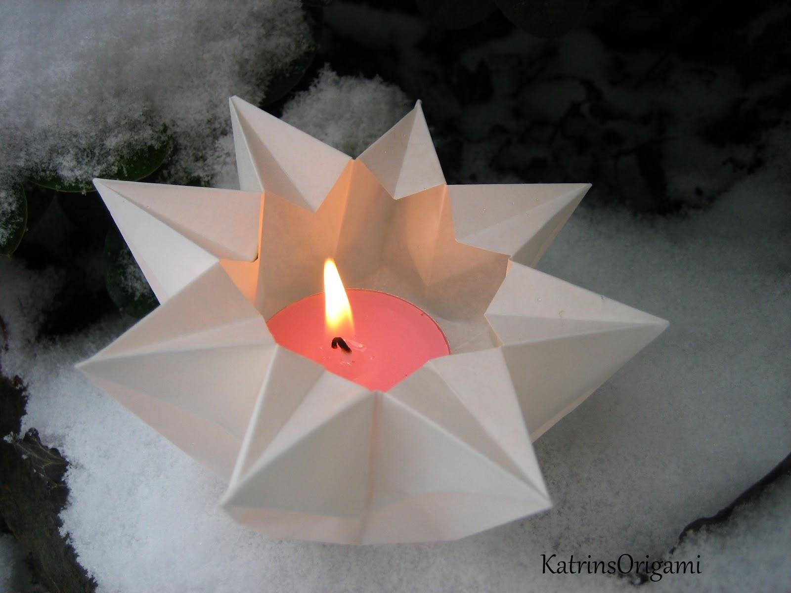 origami die kunst des papierfaltens dezember 2012. Black Bedroom Furniture Sets. Home Design Ideas