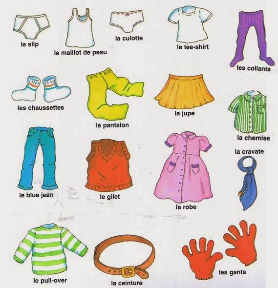 francés 6 san josé soria: prendas de vestir