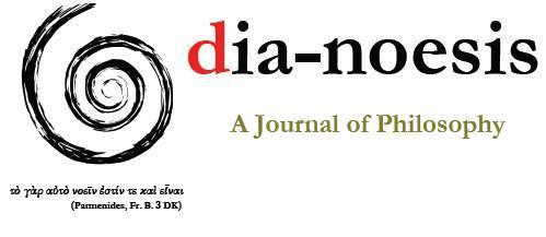 dianoesis-journal