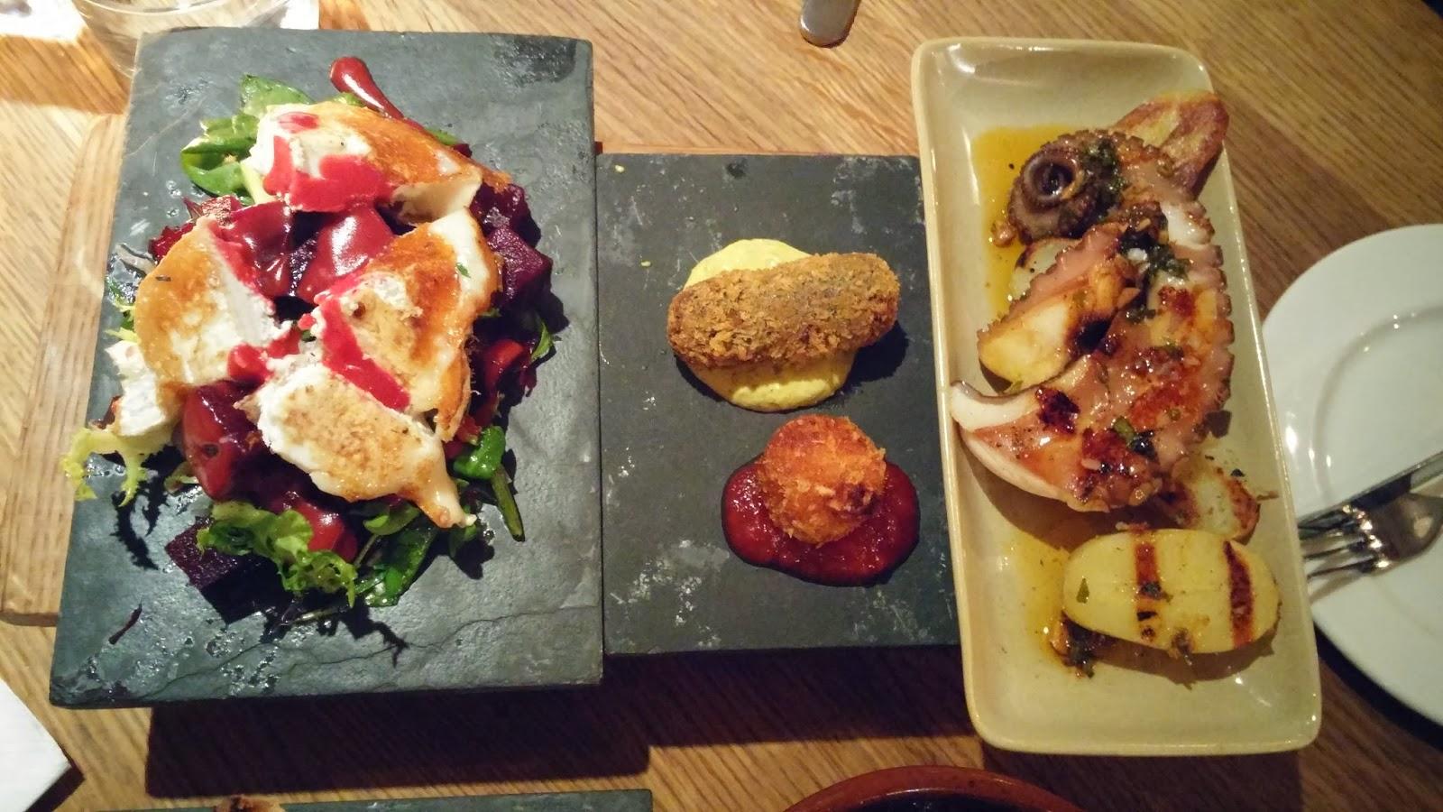 restauranter aker brygge olivia