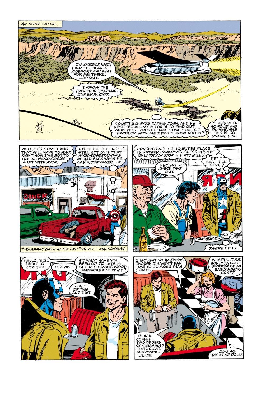 Captain America (1968) Issue #398 #331 - English 10