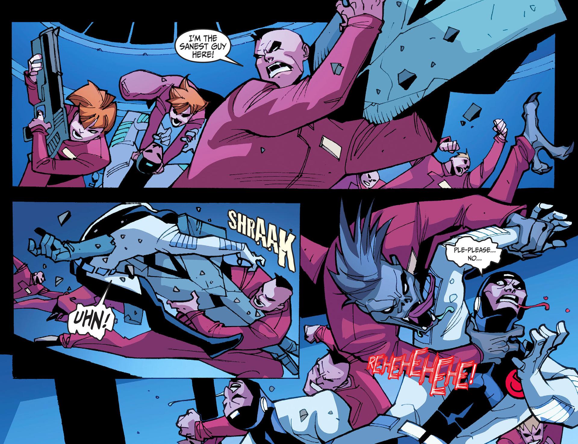 Batman Beyond 2.0 #3 #38 - English 4