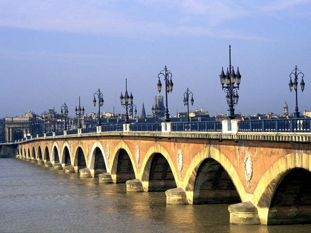 top world travel destinations bordeaux france