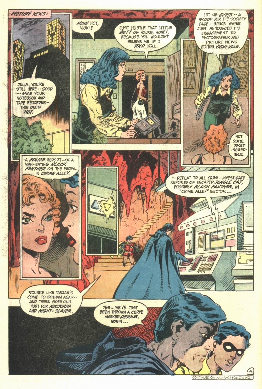 Detective Comics (1937) Issue #548 Page 5