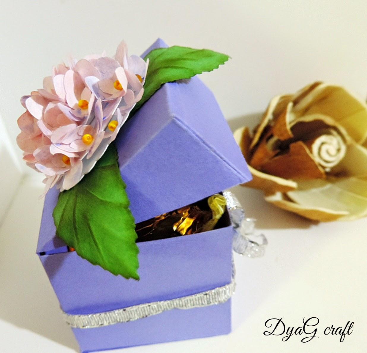 cutii marturii handmade nunta botez
