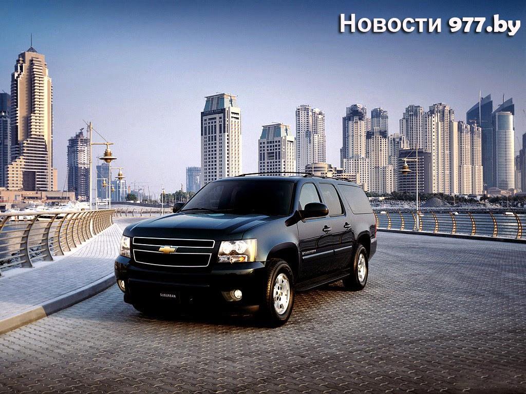 Chevrolet начнет выпускать в России два новых кроссовера 977.by
