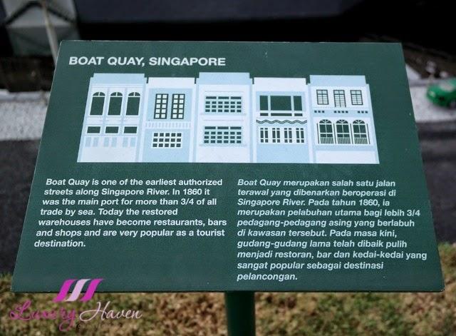 legoland theme park miniland singapore boat quay