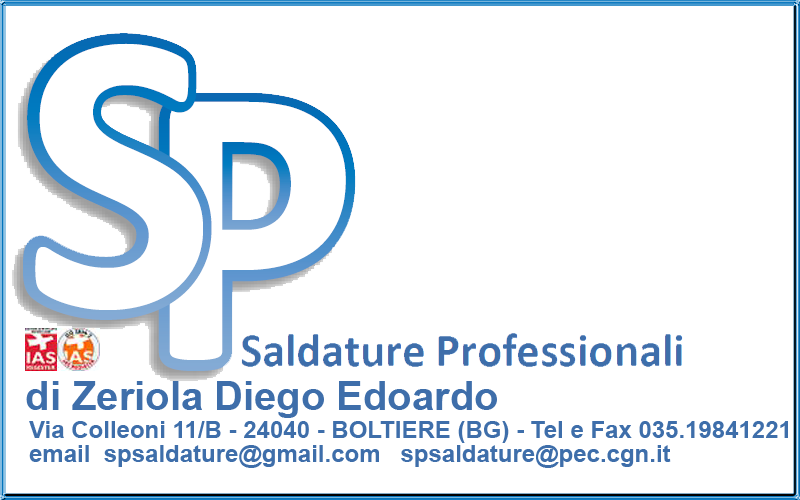 SP Saldature Professionali